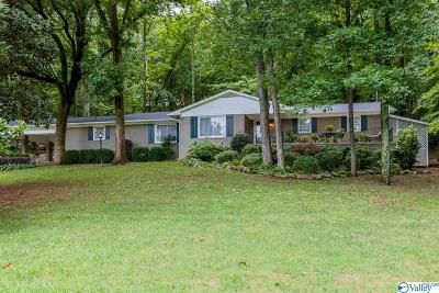 Huntsville Single Family Home For Sale: 1703 E Stonehurst Drive