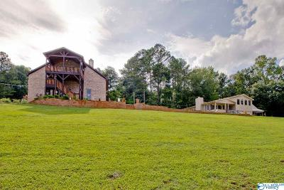 Marshall County, Jackson County Single Family Home For Sale: 1125 Honeycomb Valley Road