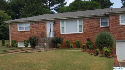 Huntsville Single Family Home For Sale: 4506 Raton Blvd