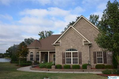 Harvest Single Family Home For Sale: 115 Wooded Brook Drive