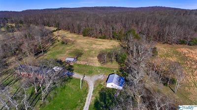 Madison County Farm For Sale: 1241 Davis Road