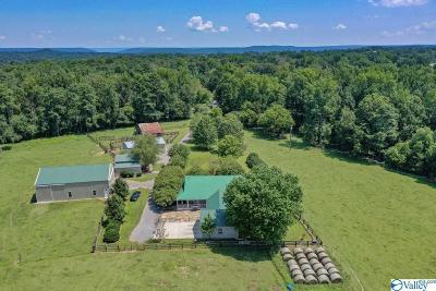 Marshall County Farm For Sale: 115 Dusty Trail