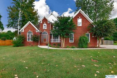 Huntsville Single Family Home For Sale: 14046 Camden Circle