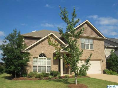 Huntsville Single Family Home For Sale: 15145 Lakeside Trail
