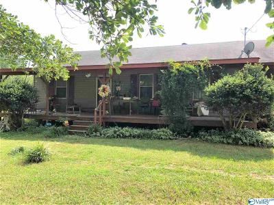 Athens Single Family Home For Sale: 21031 Old Elkmont Road