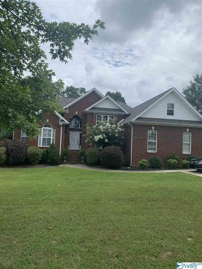 Marshall County, Jackson County Single Family Home For Sale: 1800 Glendale Road