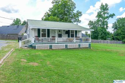 New Market Single Family Home For Sale: 5212 Maysville Road