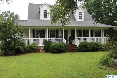 Ider Single Family Home For Sale: 2243 County Road 732
