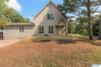 Marshall County, Jackson County Single Family Home For Sale: 10847 Us Highway 72