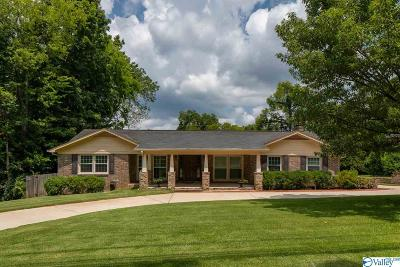 Huntsville Single Family Home For Sale: 1301 Big Cove Road