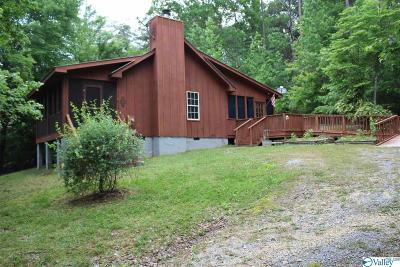 Fort Payne Single Family Home For Sale: 161 Road 911
