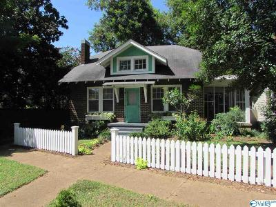 Decatur Single Family Home For Sale: 412 Gordon Drive