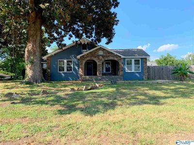 Centre AL Single Family Home For Sale: $79,900