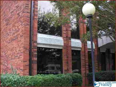 Huntsville Commercial For Sale: 303 (Suite 221) Williams Avenue #221