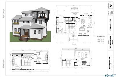 Guntersville Single Family Home For Sale: 13 Hardin Road