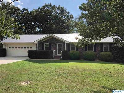 Marshall County, Jackson County Single Family Home For Sale: 21 Ivey Street