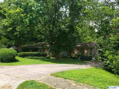 Huntsville Single Family Home For Sale: 6022 Normal Heights Circle