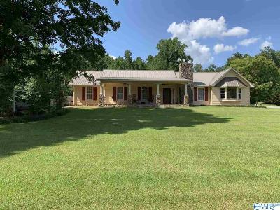 Scottsboro Single Family Home Contingent: 297 Linwood Street