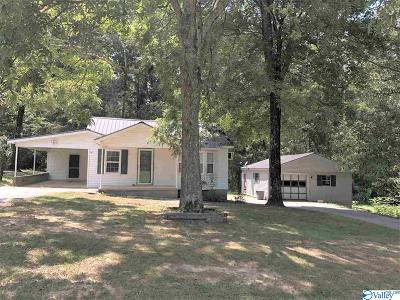 Boaz Single Family Home For Sale: 96 Old Denson Road