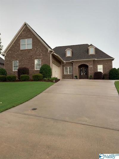 Athens Single Family Home For Sale: 14613 Waterview Lane