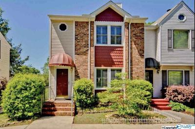 Huntsville Townhouse For Sale: 2616 Whitesburg Drive