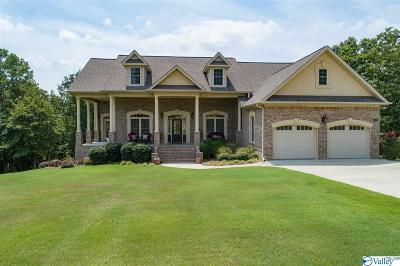 Marshall County, Jackson County Single Family Home For Sale: 1231 Monte Sano Drive