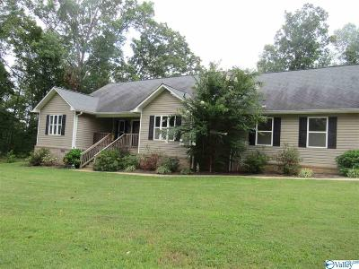 Fort Payne AL Single Family Home For Sale: $349,000