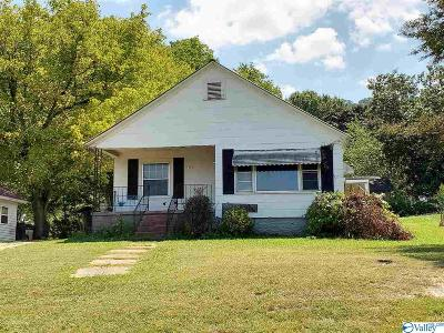 Fort Payne Single Family Home For Sale: 1355 Godfrey Avenue