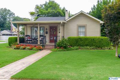 Huntsville Single Family Home For Sale: 2408 Poincianna Street