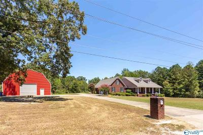 Hokes Bluff Single Family Home For Sale: 6688 Rocky Ford Road