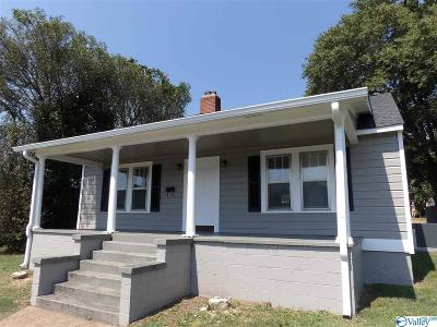 Marshall County Single Family Home For Sale: 1020 Blount Avenue
