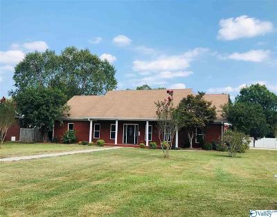 Hartselle Single Family Home For Sale: 1100 Blackbriar Circle