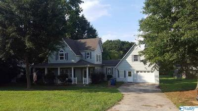 Marshall County Single Family Home For Sale: 1305 Valerie Circle