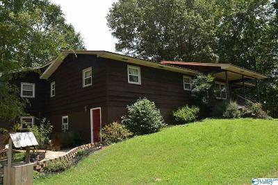 Scottsboro Single Family Home For Sale: 2401 Belle Hart Drive