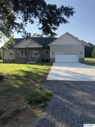 Guntersville Single Family Home For Sale: 4570 State Highway 79