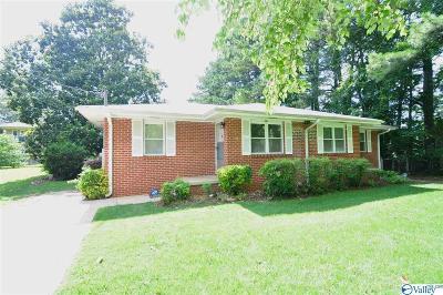 Huntsville Multi Family Home For Sale: 3600 SW McVay Street
