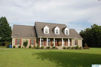Rainsville Single Family Home For Sale: 242 Massengill Lane