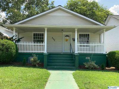 Huntsville Rental For Rent: 802 Stevens Avenue