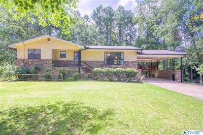 Fort Payne Single Family Home For Sale: 3539 Wright Road