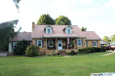 Cedar Bluff Single Family Home For Sale: 2575- County Road 58