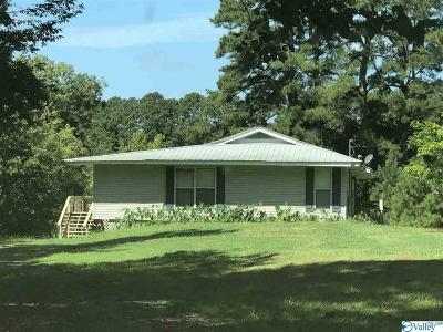 Cedar Bluff AL Single Family Home For Sale: $250,000