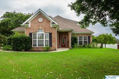 Hampton Cove Single Family Home For Sale: 2703 Arbor Oak Drive