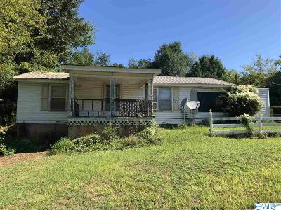 Guntersville Single Family Home For Sale: 4142 State Highway 69