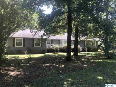 Marshall County, Jackson County Single Family Home For Sale: 1944 Hickory Trail