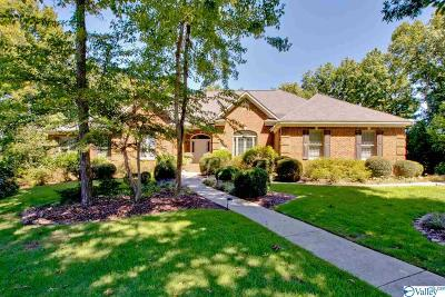 Huntsville Single Family Home For Sale: 704 Heath Drive