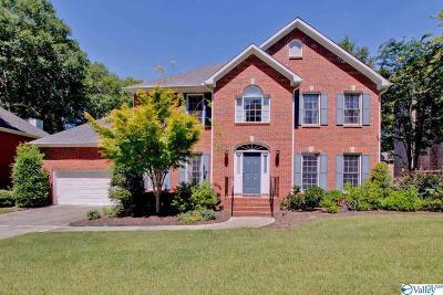 Huntsville Single Family Home For Sale: 1214 Shadow Ridge Drive