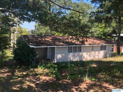 Cherokee County Single Family Home For Sale: 315 Lakeside Drive