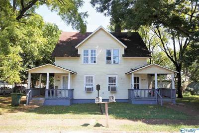 Huntsville Multi Family Home For Sale: 3505-3507 Alpine Street