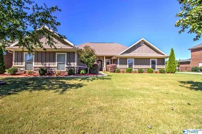 Huntsville Single Family Home Contingent: 48 Walnut Cove Boulevard