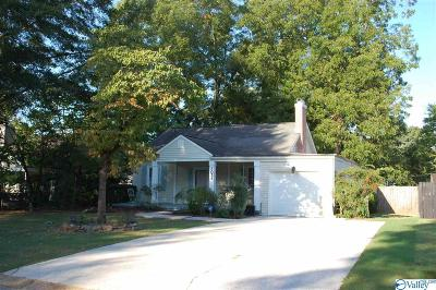 Huntsville Single Family Home For Sale: 2024 Princeton Blvd